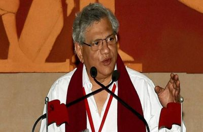 After Congress, CPI(M)'s Sitaram Yechury calls for united front against BJP in 2019 elections