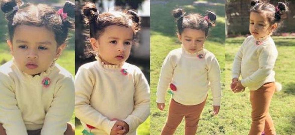 Watch Ziva in all her cute Avatar (Instagrammed photo)