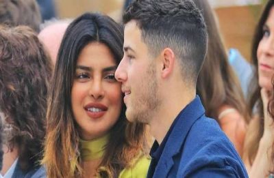 Priyanka Chopra and Nick Jonas welcomed with a decorated and lit house in Mumbai