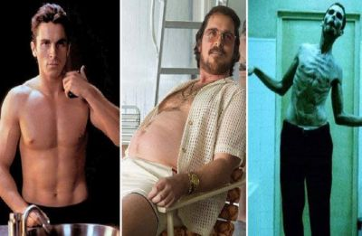 Christian Bale says, Physical transformation is the key for me to enjoy acting