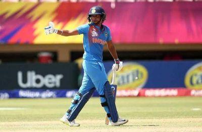 Harmanpreet Kaur given ICC honour, named captain of Women's World Twenty20 XI