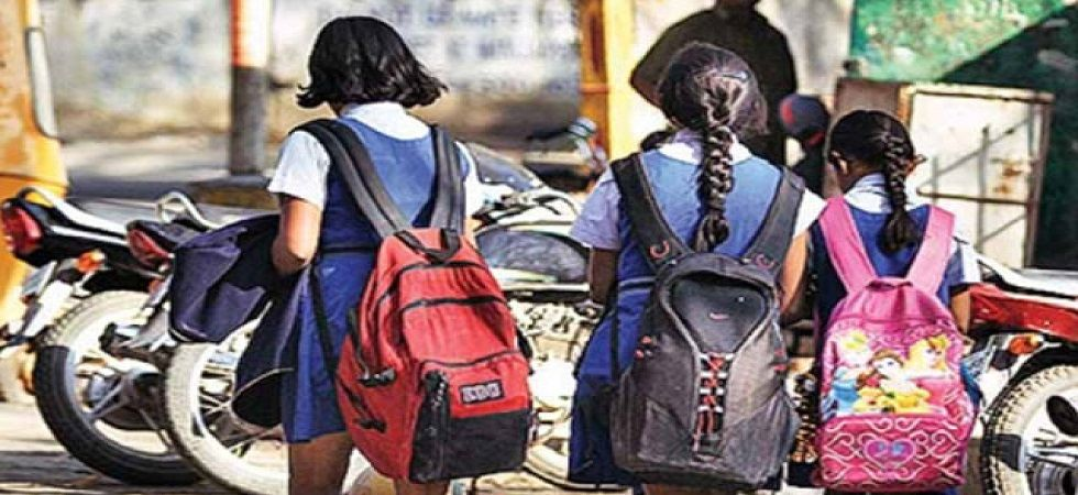 Kids weighed down by heavy school bags? (Representational Image)