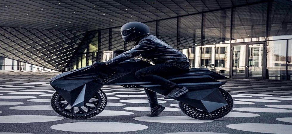 World's first fully 3D printed e-motorcycle unveiled: Here are things to know (Photo- Twitter)