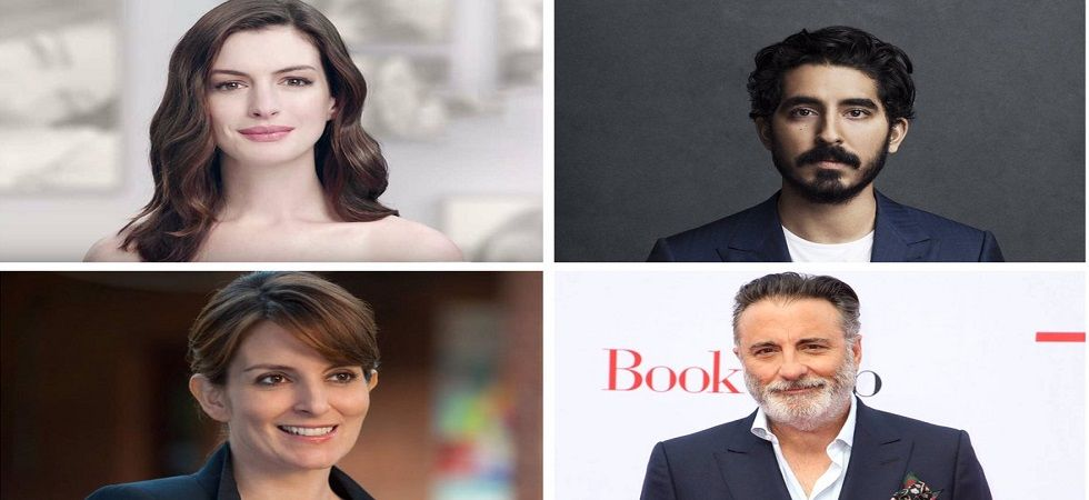 Dev Patel, Tina Fey, Anne Hathaway come together for Modern Love (Photo: Twitter)