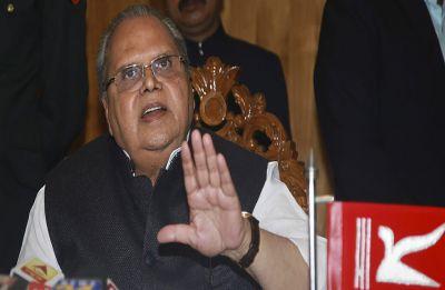 Jammu and Kashmir Governor Satya Pal Malik: New Delhi wanted Sajjad Lone as CM