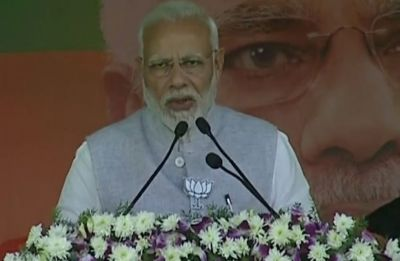 Congress, TRS two sides of same coin, playing friendly match in Telangana: PM Modi