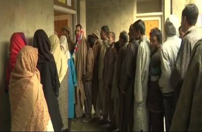 J-K panchayat polls: Voting in fourth phase underway amid heavy security