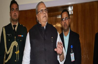 J&K Governor fears 'threat of transfer' after remarks suggesting Centre's pressure