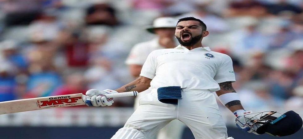 Virat Kohli remains at top of ICC's latest Test rankings (Twitter)