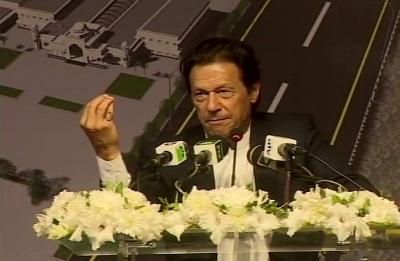 Only issue between us is Kashmir, says Imran Khan at Kartarpur Corridor