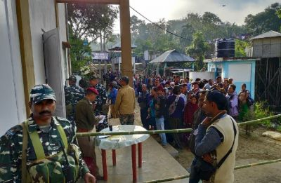 Mizoram Elections: Nearly 75% turnout recorded