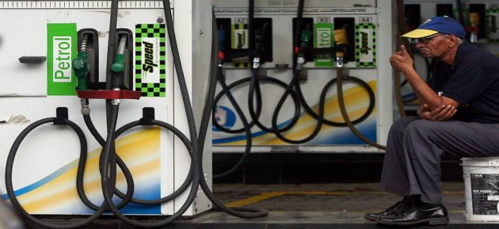 Petrol was pegged at Rs 73.24 a litre and diesel was being sold at Rs 68.13 in Delhi. (File photo)