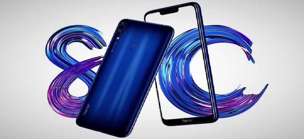 Honor 8C is equipped with 32GB and 64GB inbuilt storage options (Photo: Twitter)