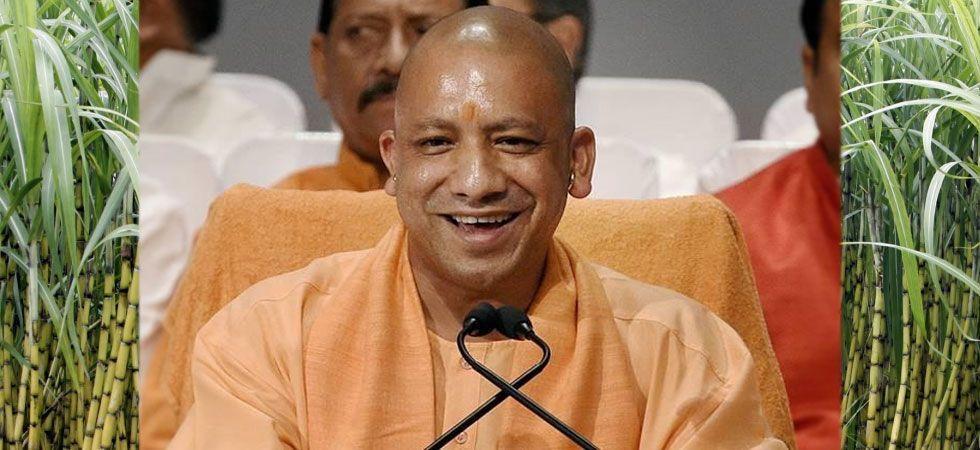 Congress files complaint against Adityanath for 'Lord Hanuman' remark (File Photo)