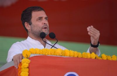 Rahul Gandhi says 'Demonetisation like Rafale was a crime against India and a huge scam'
