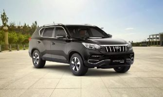 Mahindra Alturas G4 SUV launched, know price and specifications