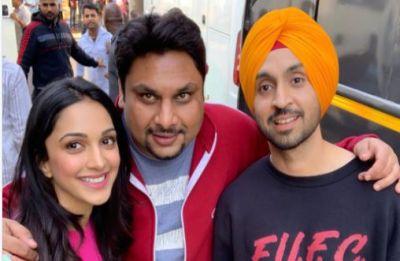 'Good News' hits floor with Kiara Advani and Diljit Dosanjh, Kareena Kapoor-Akshay Kumar to join soon