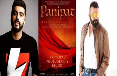 Arjun Kapoor, Sanjay Dutt begin shoot for Ashutosh Gowariker's war saga 'Panipat: The Great Betrayal'