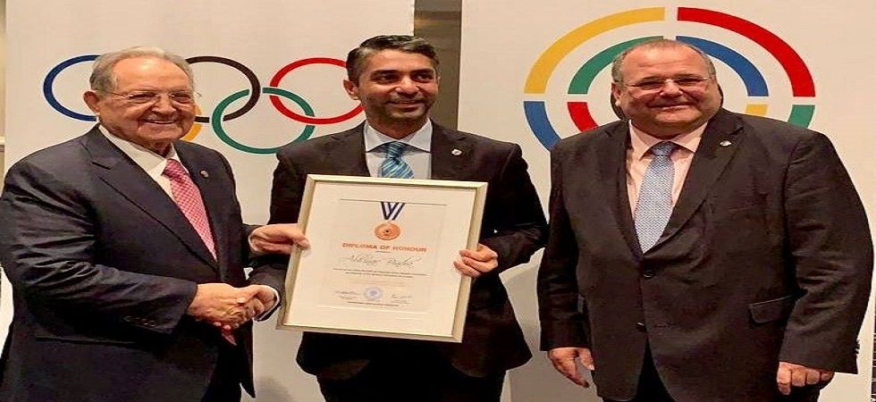 Abhinav Bindra became India's first individual gold medal winner during the 2008 Beijing Olympics. (Image credit: Facebook)