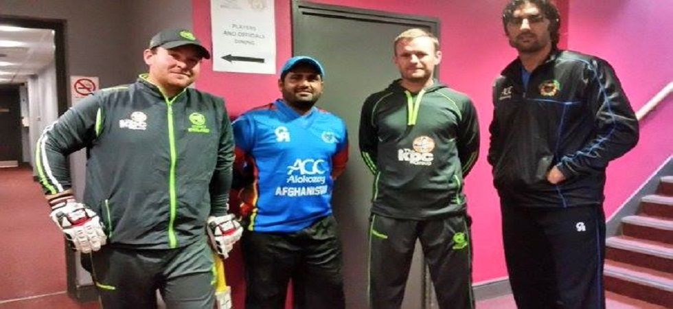 Ireland and Afghanistan wre included in the Test club in June 2017 by the ICC and played their first games in 2018. (Image credit: Twitter)