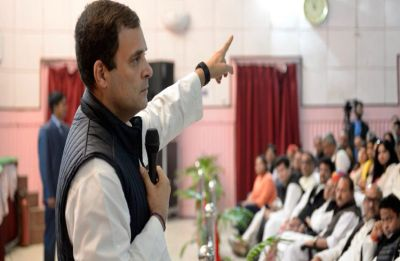 Army carried out surgical strike thrice during UPA rule but never politicised like Modi: Rahul Gandhi