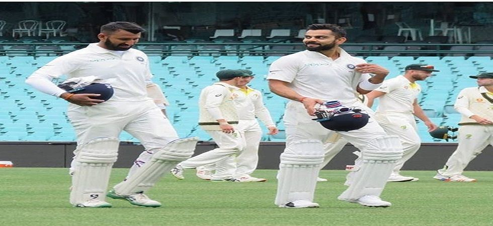 Virat Kohli will be determined to avoid batting collapses as India aim to win a series in Australia for the first time. (Image credit: Twitter)