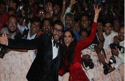 DeepVeer star-struck reception pictures: B-town debutantes Ishaan Khatter, Janhvi Kapoor, Sara Ali Khan, stole the limelight