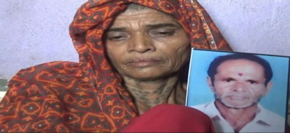 Nanubhai Solanki was ailing for some time before his death on September 20. (Photo: ANI)