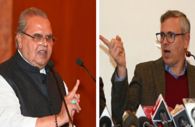 J-K Governor Satya Pal Malik rules out changing state residency rules, takes a dig at Omar Abdullah