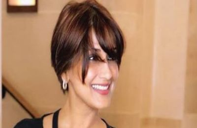 Sonali Bendre returns to Mumbai, but her fight with cancer continues