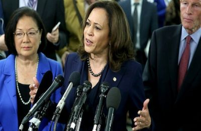 US Senate Kamala Harris to decide presidential bid over the holiday: Sources
