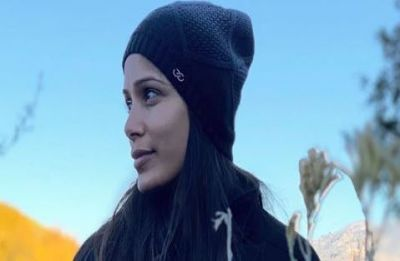 Wanted to revisit my favourite childhood memory with 'Mowgli': Freida Pinto