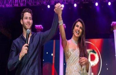 Priyanka Chopra, Nick Jonas host wedding reception in Delhi, PM Modi attends star-studded affair