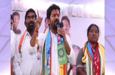 Ahead of KCR rally in Kodangal, police detain Telangana Congress leader Revanth Reddy