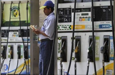 Fuel prices fall yet again, check December 4 rates here