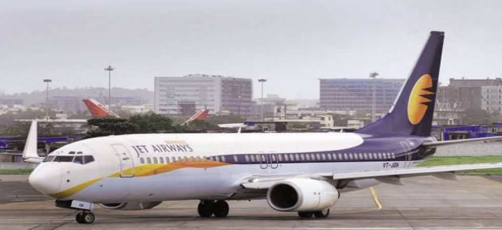he Naresh Goyal-founded Jet Airways is in a severe cash crunch and owes money to vendors and lessors. (File photo)