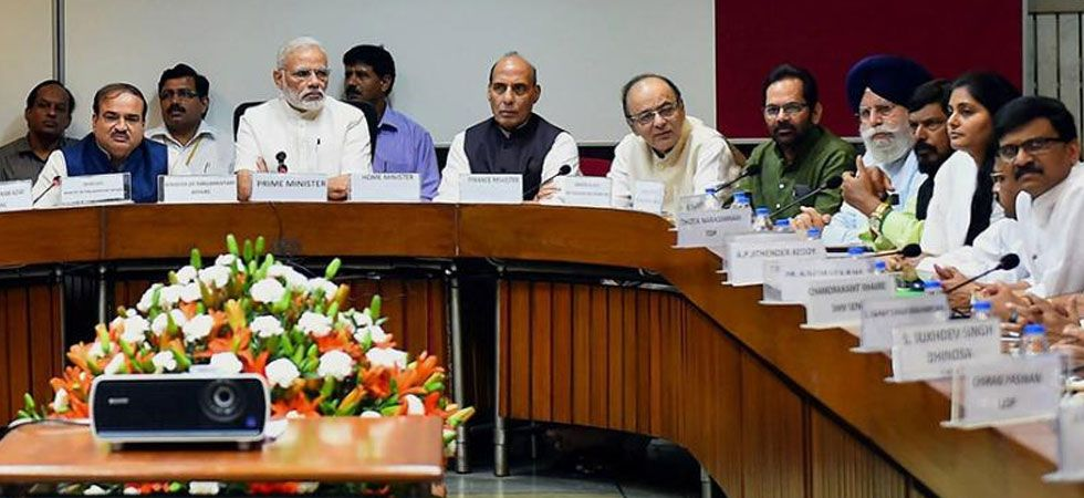 Since 2014, at least 11 parties have left the Narendra Modi-led NDA or distanced themselves from the BJP. (PTI Photo)