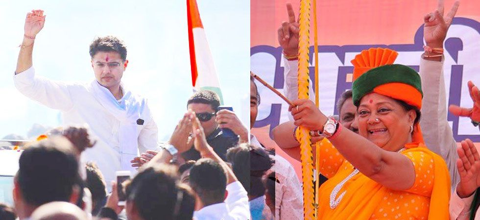 As electioneering ends in Rajasthan, have a look at manifestos of Congress, BJP before you go out to vote (File Photo)