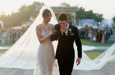 Priyanka Chopra-Nick Jonas wedding: Everything was royally humongous, including an 18-feet tall 6-tier dessert