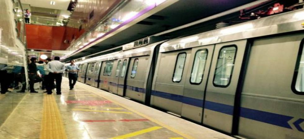 The control was regained at 9.15 am, DMRC officials said. (File photo)
