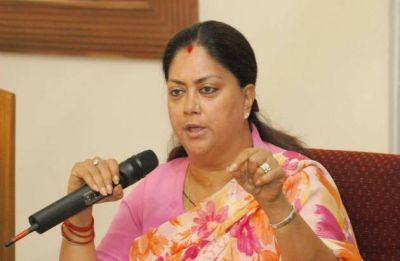 Rajasthan Assembly Polls: Vasundhara Raje shocked at Sharad Yadav's comment body-shaming her