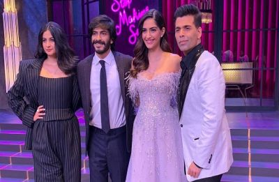 Koffee With Karan 6: Siblings Sonam, Harshvardhan and Rhea to be-seat the red couch together