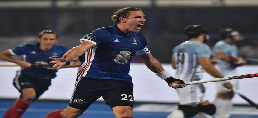 France caused the biggest upset of the Hockey World Cup 2018 when they stunned Olympic champions Argentina 5-3. (Image credit: Twitter)