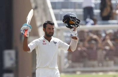 Cheteshwar Pujara's milestones with Rahul Dravid is the mother of all coincidences