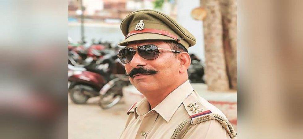 Inspector Subodh Kumar Singh.