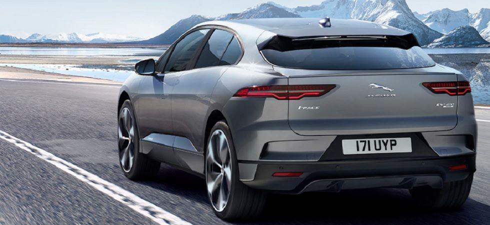 Jaguar I-PACE scores five star safety ratings (Jaguar website)