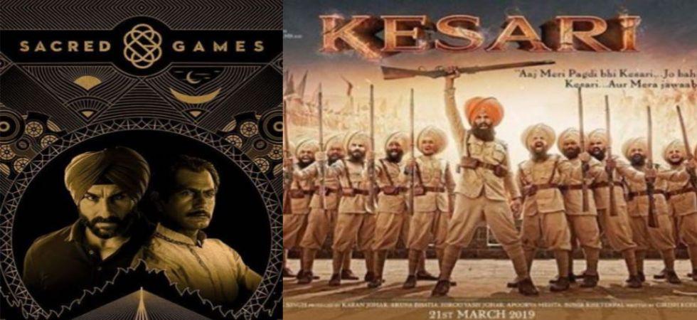 Sacred Games 2, Akshay Kumar-starrer Kesari shoots likely to be hindered