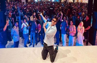 Shah Rukh Khan unruffled by Forbes' 'fall from grace', aims to become a 'nearer' star with 'Zero'