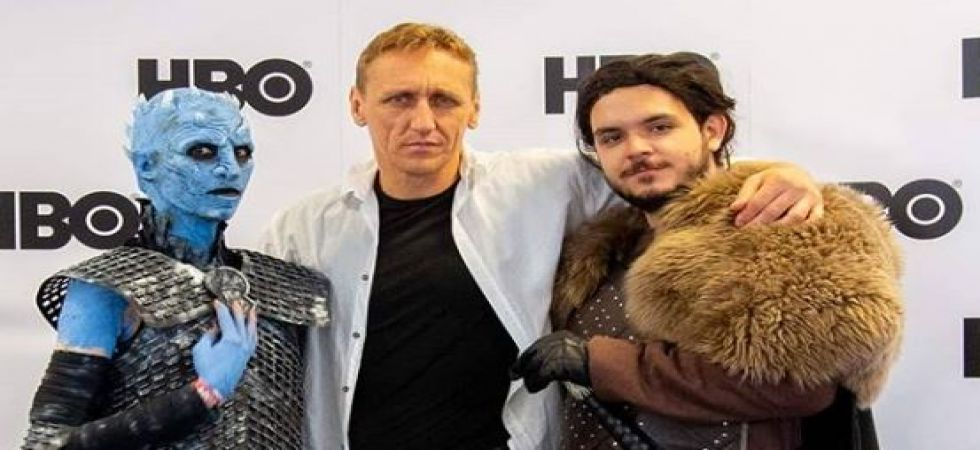 8th Delhi Comic Con begins with session by Game of Thrones actor (Instagrammed photo/@pityek)