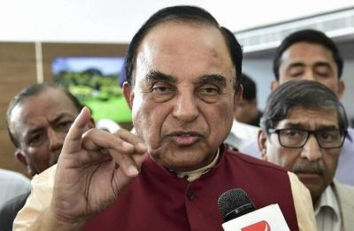 Government will be toppled if Ram Temple construction opposed, says Subramanian Swamy